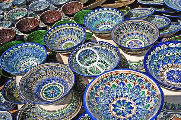 Керамические изделия для росписи