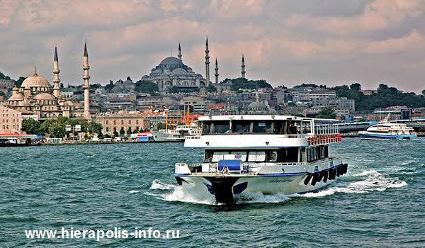 Экскурсия Стамбул за три дня