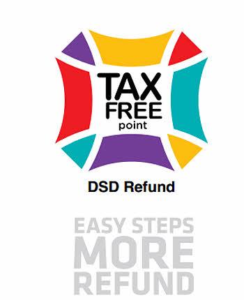 Практически все магазины в туристической зоне оформляют Tax Free.