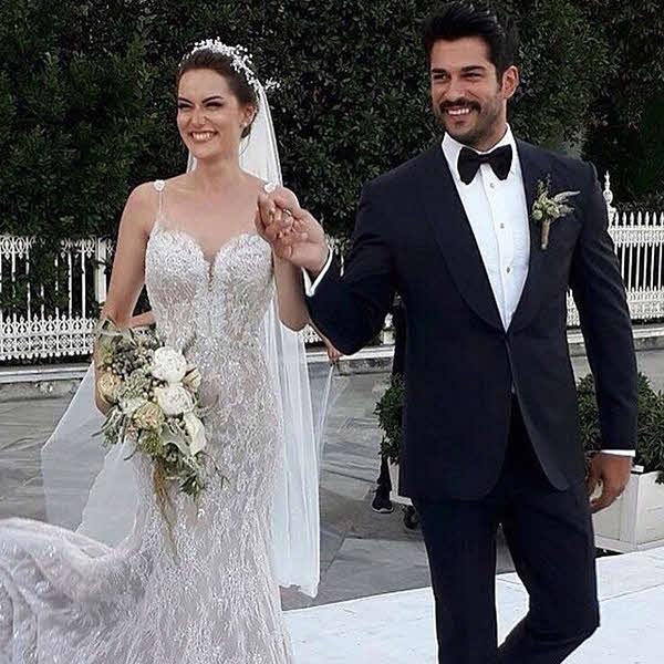 Свадьба фахрие эвджен