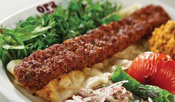 кебаб по - турецки Адана или Урфа Кебаб  из Турции