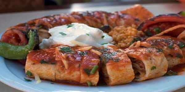 кебаб по турецкий  Beyti Kebab  из Турции