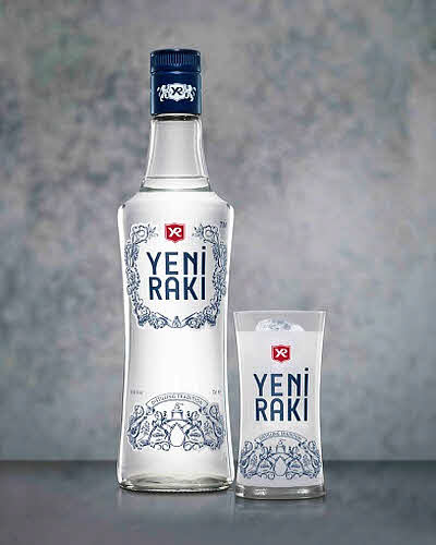 турецкая водка раки рецепт