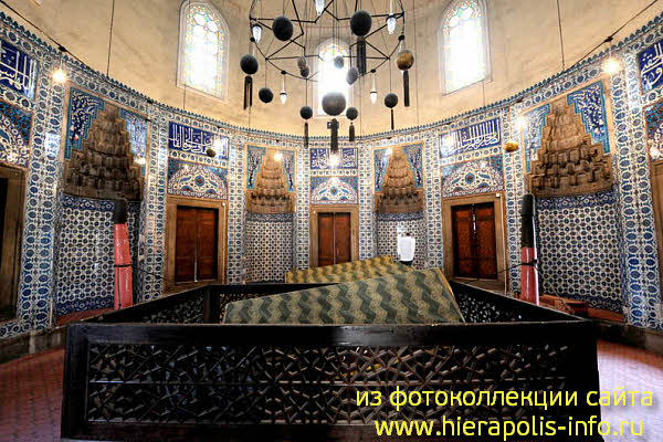 гробница хюррем султан фото