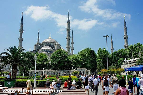 Во-вторых, в Стамбуле после